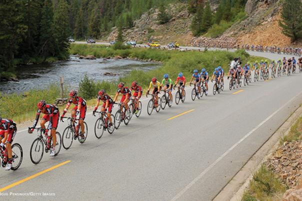 US Pro Challenge Bike Race 1