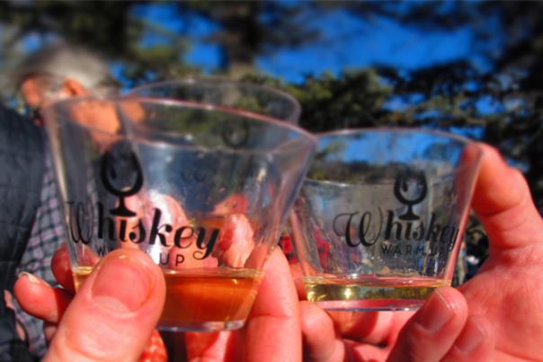 Whiskey Warm Up Glasses