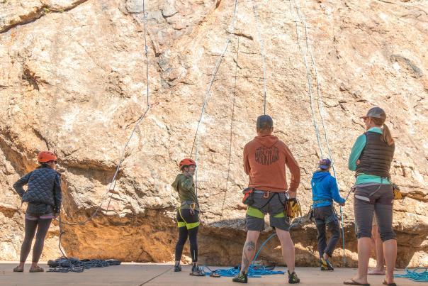 climb at performance park