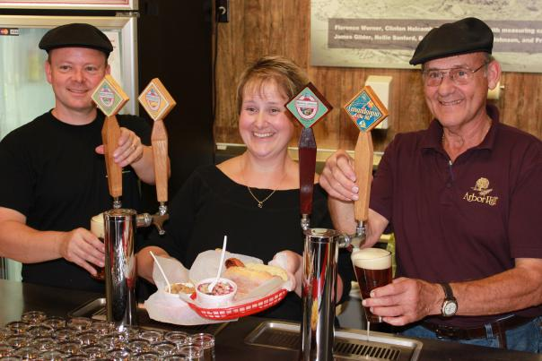 """Brew n Brats - """"Faces of Travel"""""""