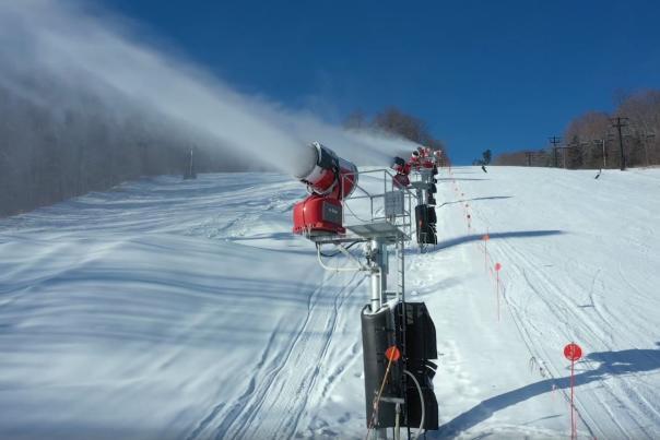 Bristol Mountain Snowmaker Award