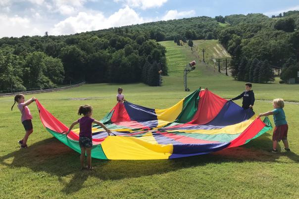 Bristol Mountain Summer Camp