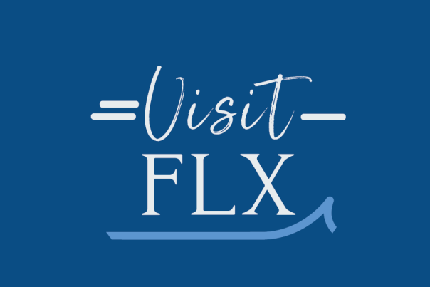 Visit FLX logo