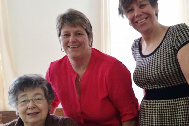 mothers day in the FLX valerie knoblauch
