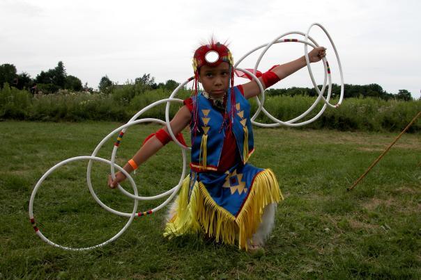 Ganondagan State Historic Site Native American Dance Festival