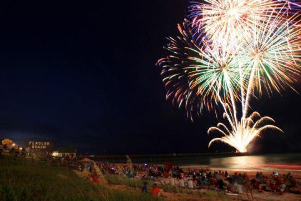 July 4th Fireworks Event