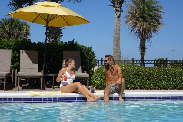 couple at Hammock Beach Resort