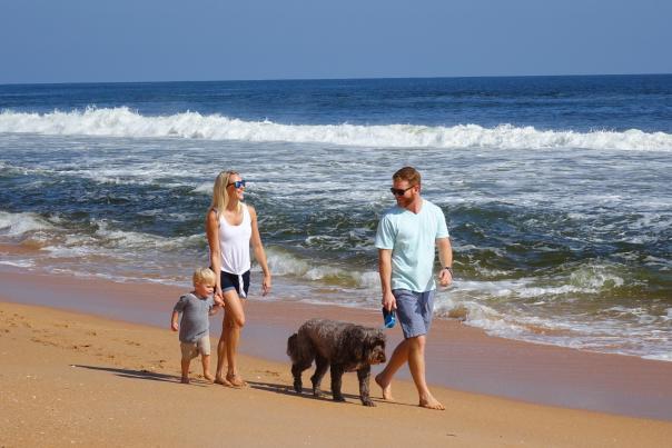Flagler Beach Family