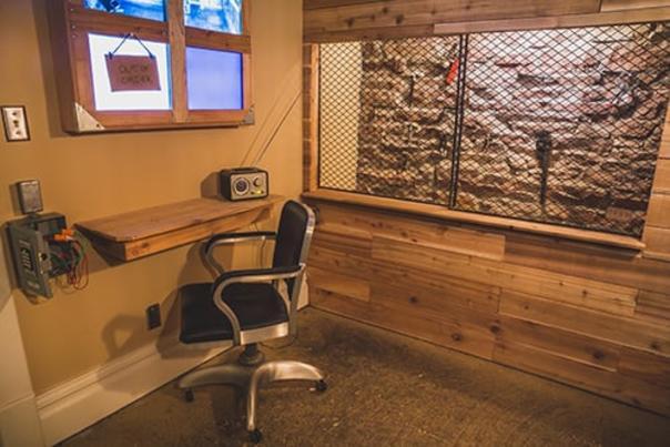 Enigma The Facility Room