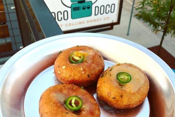 FoCo DoCo rooftop donuts