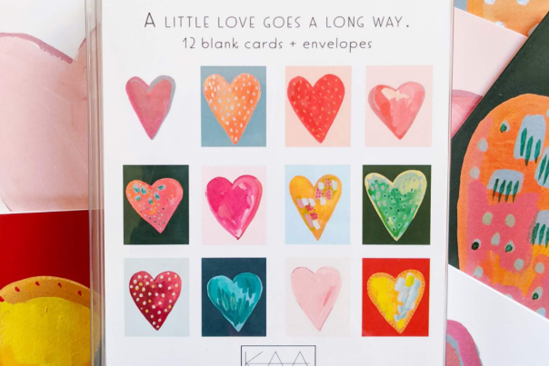 Valentine Cards from Kalie Alie Art