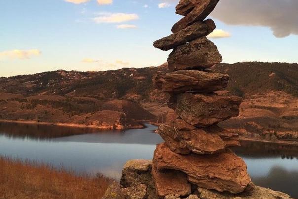 Horesetooth Rocks overlook