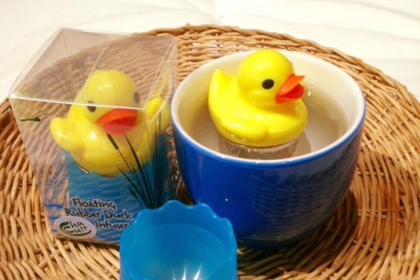 Ku Cha rubber duck