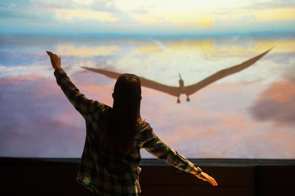 Pterosaurs Museum of Discovery---credit-Richard-Haro