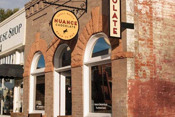 Nuance Chocolate Exterior