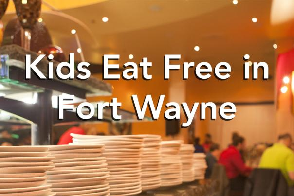 Kids Eat Free Blog Header