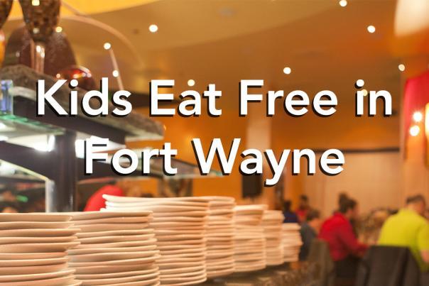 Kids Eat Free Blog Header