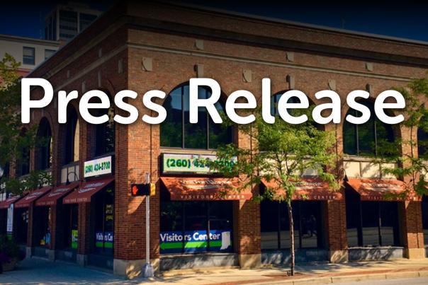 Visit Fort Wayne Press Release