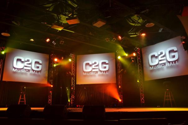 C2G Music Hall Stage - Fort Wayne, Indiana