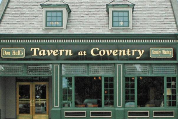 Copy of Don Hall's Tavern at Coventry