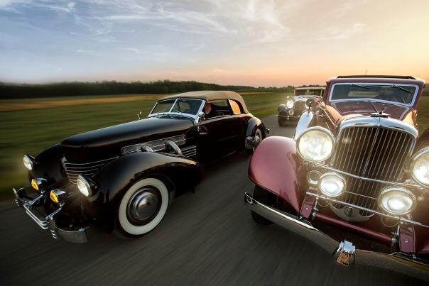Auburn Collector Car Weekend - Auburn, IN