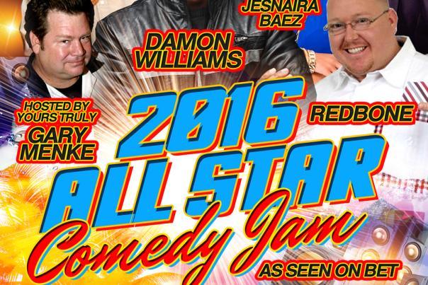 All Star Comedy Jam