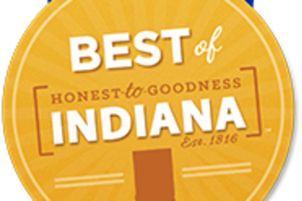 Best of Indiana Badge