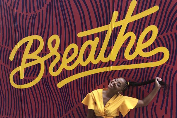 DO NOT USE-Chauntell Adlam Breathe Mural