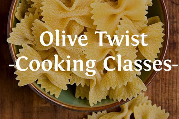 Olive Twist Header