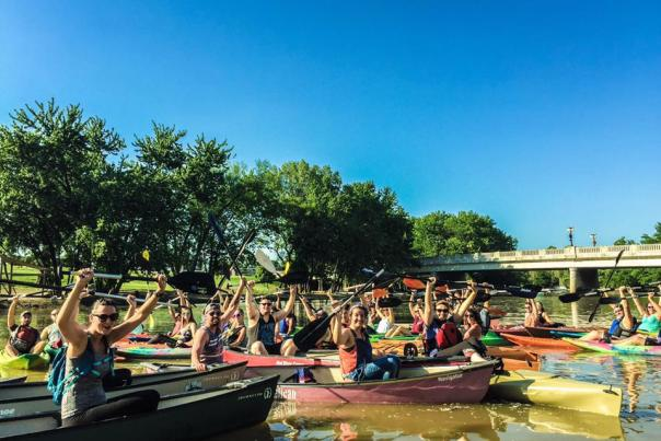 Margarita Mondays guided river tours