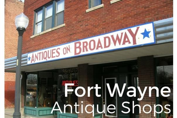 Antique Shops in Fort Wayne, Indiana