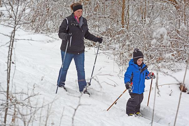 Fox Island Ski