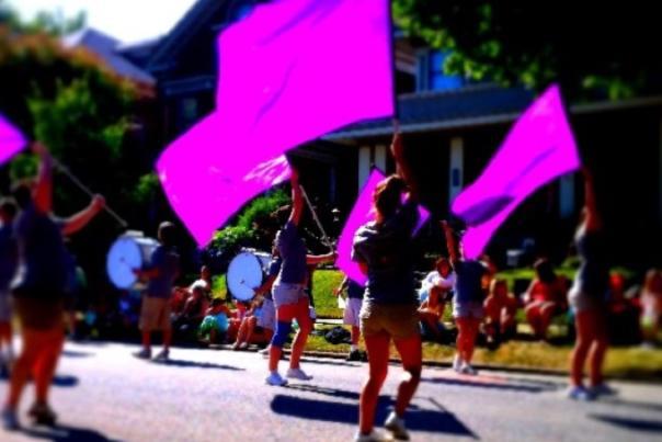 Three Rivers Festival Parade