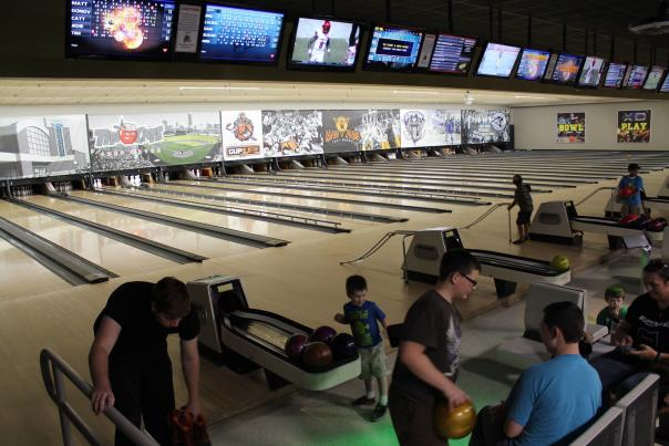 Georgetown Entertainment Center - Bowling - Fort Wayne, IN -