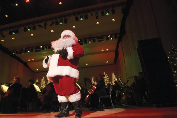 Fort Wayne Philharmonic Holiday Pops