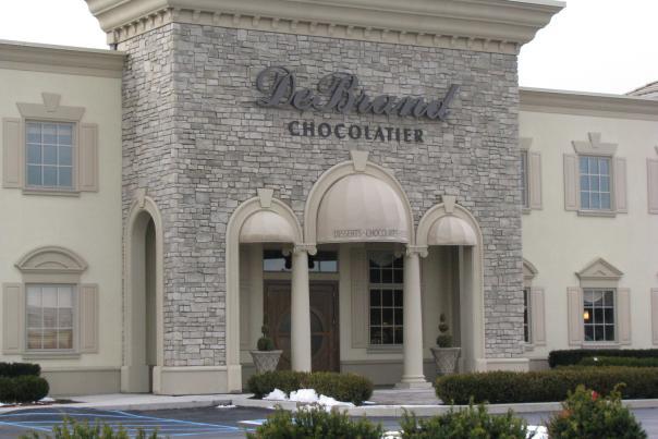 DeBrand Fine Chocolates - Auburn Road Headquarters - Fort Wayne, IN