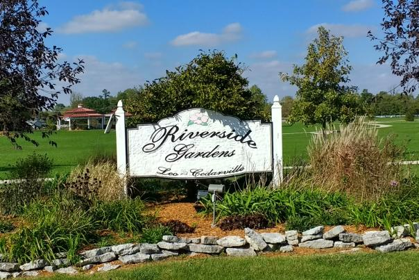 Riverside Park, Leo-Cedarville, IN