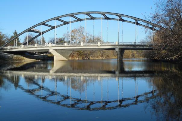MLK Bridge - Riverfront