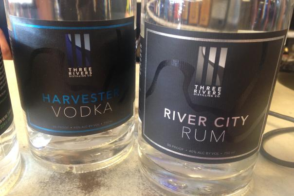 three rivers distilling spirits