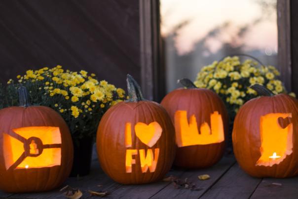 Pumpkin Patch Carving Contest