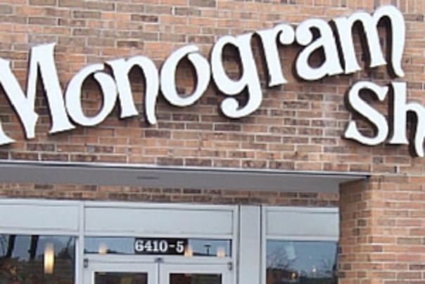 monogram shoppe