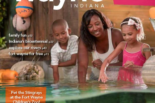 2016 Visitor Guide Cover