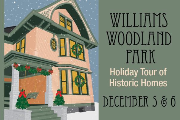 Wiliams Woodland Park Promo
