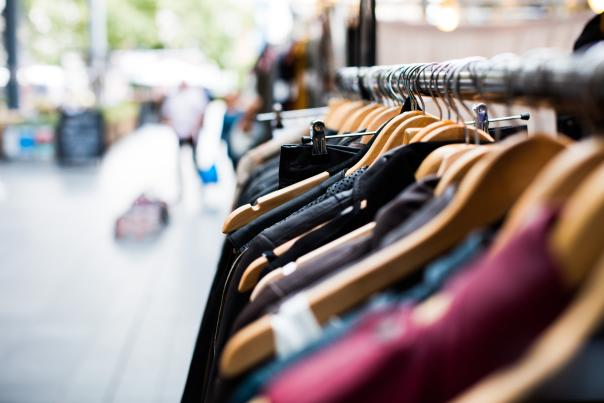Unsplash Stock Shopping Photo