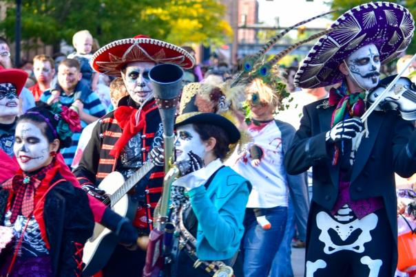 Copy of Zombie Walk 2016 - Fright Night - Mariachi