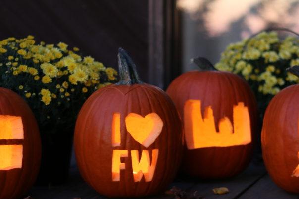 Fort Wayne Pumpkin Patch Contest homepage header
