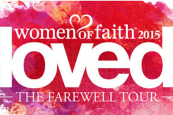 women of faith tour