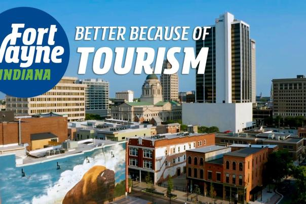 Video Thumbnail - youtube - Fort Wayne, Indiana: Better Because of Tourism