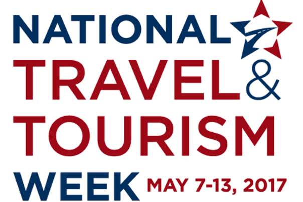 National Travel and Tourism Week Logo 2017