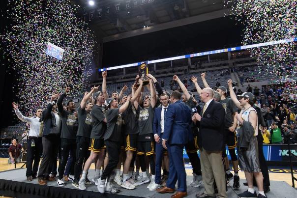 NCAA trophy_Coliseum